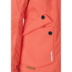 Reima Sisarus Reimatec Giacca invernale Bambino, bright salmon
